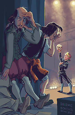 Bill and Ted's Most Triumphant Return #1 Wonder Con Exclusive Variant NM HOT!