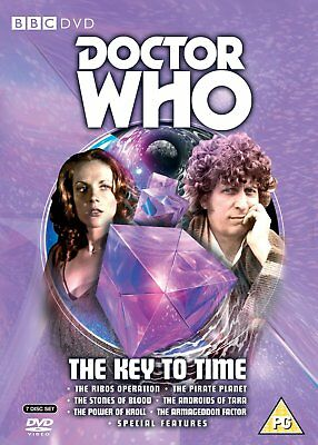 Doctor Who The Key to Time DVD Box Set Tom Baker New R4