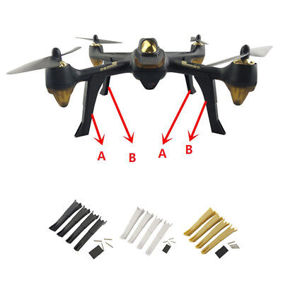 Propeller /&Landing Gear /&Protective Cover for  X4 H501S H501C RC Drone