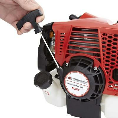REPLACEMENT ENGINE FOR BC550-2 Trueshopping 55cc Petrol  Trimmer Brush Cutter