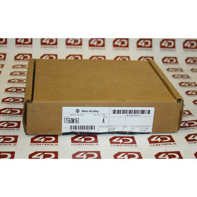 Allen-Bradley 1756-OW16I ControlLogix Isolated Relay Output Module 16-P - New...