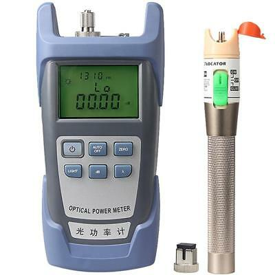 30mW Visual Fault Locator VFL Fiber Optic Laser Cable Tester Test Equipment