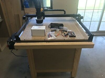 Inventables Xcarve 1000mm With Table And Extras!!!!!