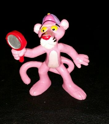 Pink Panther  Inspector Figure Bully PVC 1983 United Artists W Germany Cake Topp