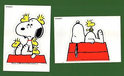 Buon Compleanno Vintage Anni 80 Schulz Snoopy Charlie Brown Peanuts
