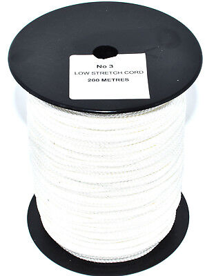 200 METRE NO.3 LOW STRETCH CORD 184kg PHOTO FRAME HANGING PHOTO CANVAS 46kg