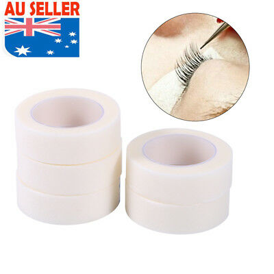 5-25Roll Professional Eyelash Lash Extension Supply Micropore Paper Medical Tape