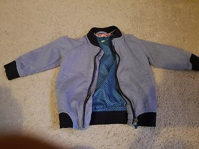Baby Boy Ted Baker Jacket 12-18 Months