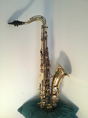Selmer Mark VI (Mk 6) 1965 Tenor Saxophone Excellent Condition & Original Case