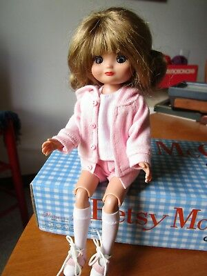 "8"" Robert Tonner Tiny Betsy McCall Doll with New Wig, Tennis Outfit, Shoes"