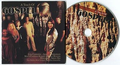 [Bee Gees Cover] Various Artists ~ A Touch Of Gospel ~ 1999 Danish 15-Track Cd