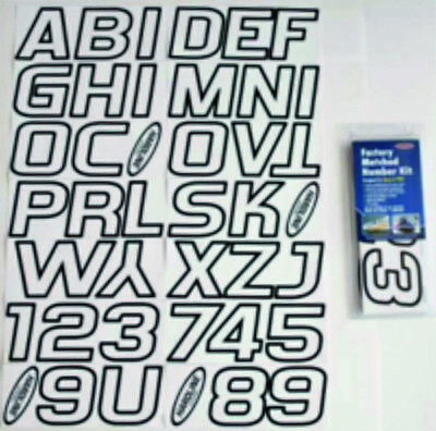 HARDLINE PRODUCTS Factory Matched Registration Kit TM  Part# WHBLK700-135