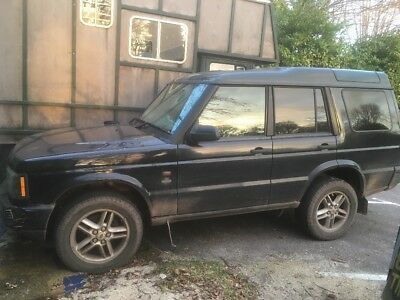 Landrover commercial spares or repair