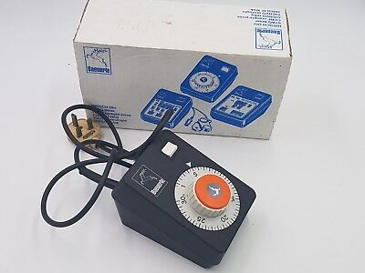 Boxed Baeuerle STAG BS 762 AMATEUR TIMER Interval Darkroom Enlarger Photography