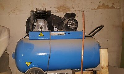 ABAC industrial Air Compressor 240v With Accessories