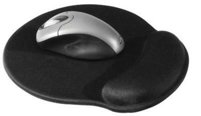 Allsop Comfortfoam Mousepad with Non -Slip backing and Memory Foam Wrist Support