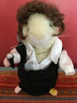 Dancing Singing Hamster Tom Jones Crooner It's Not Unusual Working Batteries WOW
