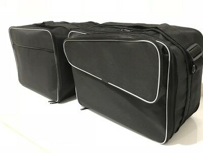 Pannier Liner Bags Luggage Bags For Bmw Vario R1200 Gs With Outer Pocket 2012