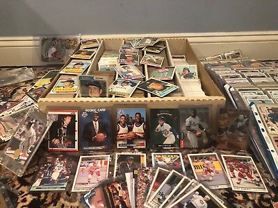 Baseball Cards  MASSIVE LOT! STAR CARDS! VINTAGE CARDS! Spectacular condition!!!