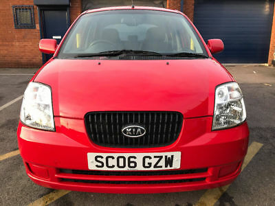 Beautifull Kia Picanto low miles no reserve 3 day auction