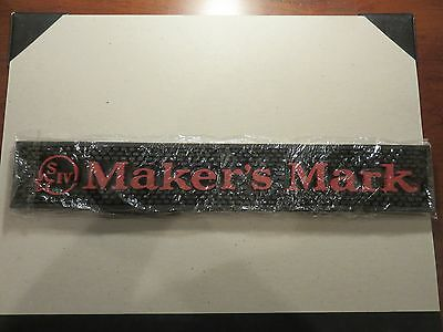 Makers Mark Bourbon Bar Mat