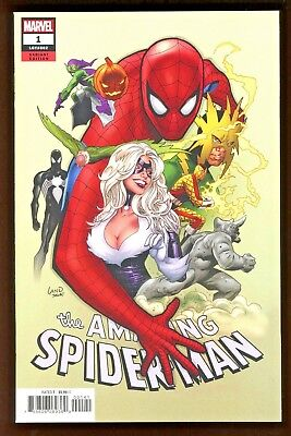 The Amazing Spider-Man   #1    * Variant *  Land Party  Cover    Nm