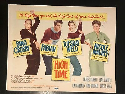 HIGH TIME- Title Card