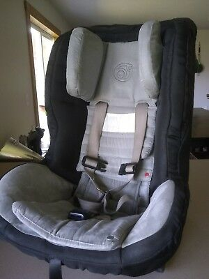 Orbit Baby G2 Black Toddler Car Seat With Side Braces