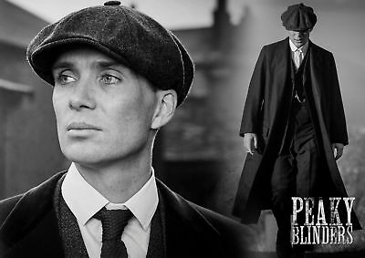 Peaky Blinders Tv Poster A5..A4...or A3 option 260gsm