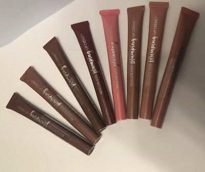 Revlon Kiss Plumping Lip Creme ~ set of 8!!
