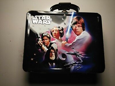 Star Wars Force Awakens Mini Tin Collectable Lunch box