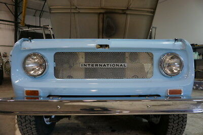 1967 International Harvester Scout Scout 800 Sport Top RARE 1967 International Scout 800, Factory Sport Top Edition