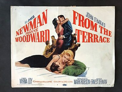 VIEW FROM THE TERRACE- Title Card