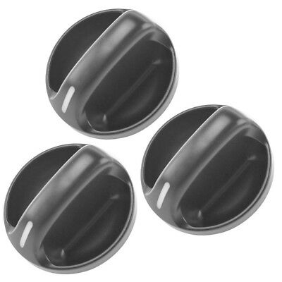 DEDC 3 PCS Control Knob Heater A//C or Fan Control Knob Replacement,Compatible with Toyota Tundra Truck 2000-2006