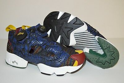 6d93fbff2281 Reebok Instapump Fury African Pack Women s Shoes Size Us 10 Uk 7.5 Eur 41  Ar1706