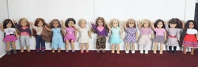 Huge-lot-american-girl-pleasent-company- Retired Collection Lot doll of the year