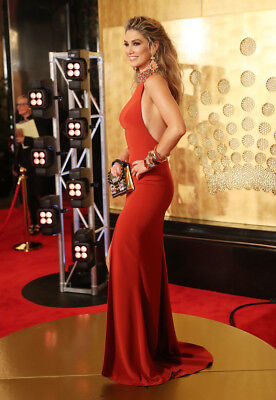 delta goodrem glossy photo 12 to choose from