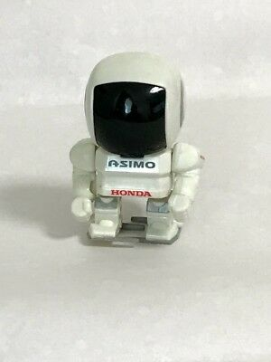 HONDA ASIMO Wind-Up Figure White For display Jnnk Condit(no walk)