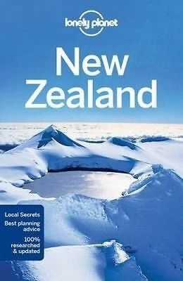 Lonely Planet New Zealand by Lonely Planet (English) Paperback Book Free Shippin