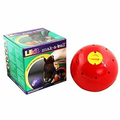 Likit Snak A Ball, Red, Brand New
