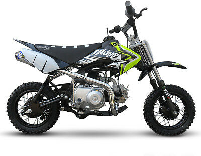 Genuine Thumpstar ® TSB 70cc | DIRT BIKE | PIT BIKE | KIDS BIKE | FREE PARTS