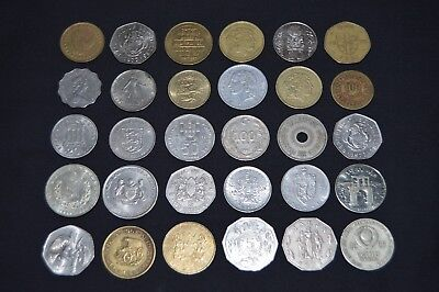 Job lot collection of world coins