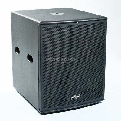 "Fame audio - Challenger SUB 18A 18"" Active-Subwoofer, 600W"