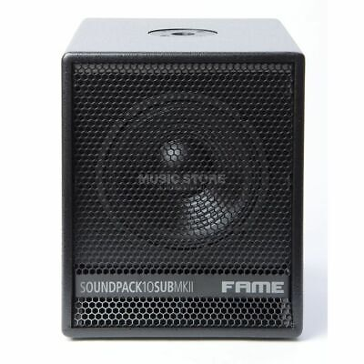 Fame audio - Soundpack 10 SUB MKII