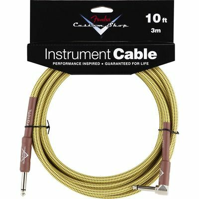 Fender - Custom Shop Cable 3m TW Tweed, Kli/WKli