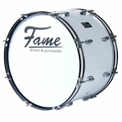"Fame - Marching BassDrum 22""x12"", mit Tragegurt & Beater"