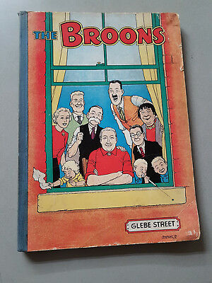 THE BROONS ANNUAL 1955 scarce book