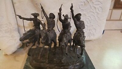 "sculpture"" Coming Thru the Rye"" Frederick Remington"