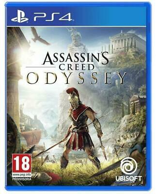 Assassin's Creed Odissey Ps4 Italiano Gioco Play Station 4 Videogame Nuovo