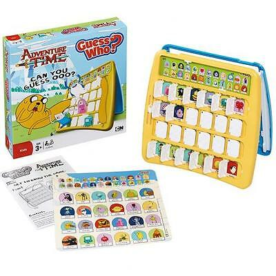 Adventure Time Edition Guess Who Board Game Gift New Official Licensed Product